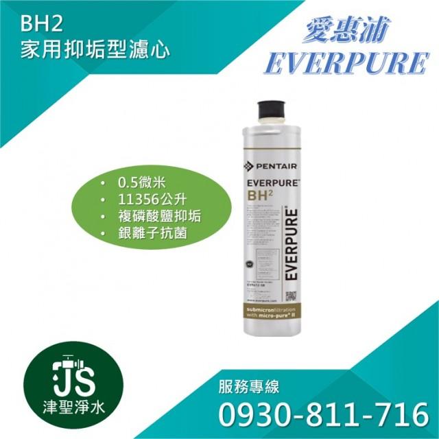EVERPURE 愛惠浦 BH2 家用抑垢型濾心(公司貨)
