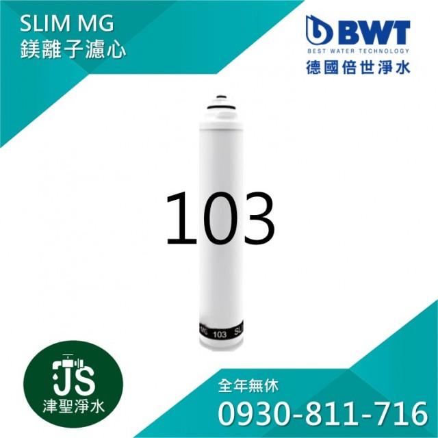 【BWT德國倍世】SLIM-MG 鎂離子濾心(103)