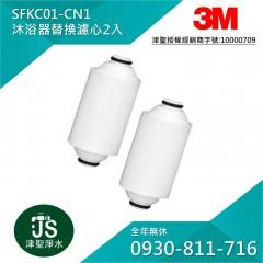 3M 沐浴器 替換濾心 2入組