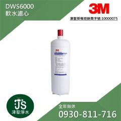 3M DWS6000 軟水濾心(P-165BN)